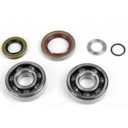 Kit rep Rodamientos y retenes cigüeñal KTM SX 65 09-14