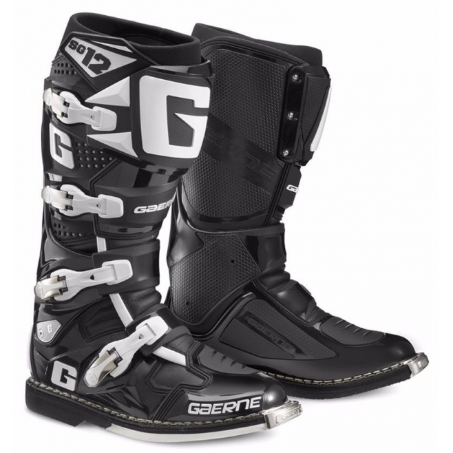 Botas Gaerne SG12 Negro