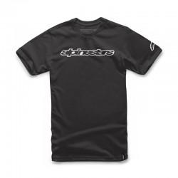 Camiseta Alpinestars Wordmark Negro
