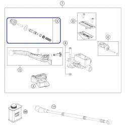 Kit Reparación Bomba Freno Husqvarna TE/FE 18-...