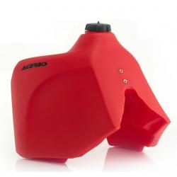 Depósito Acerbis Honda XR 250 R 96-03 XR 400 R 96-04 Rojo 22 Litros