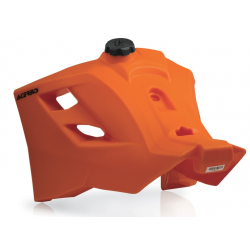 Depósito Acerbis KTM EXC/EXC-F 08-11 SX/SX-F 7-10 Naranja 24 L