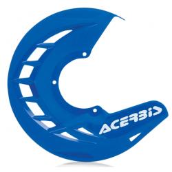 Protector Disco Delantero Acerbis X-Brake Azul