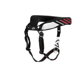 Collar Cervical Infantil Acerbis X-Roll Negro/Rojo