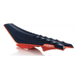 Asiento Acerbis X-Seat Soft KTM EXC/EXC-F 17-18 SX 16-18 SX 250 17-18 SX-F 16-18 Naranja/Azul