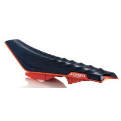 Asiento Acerbis X-Seat Racing KTM EXC/EXC-F 17-18 SX 16-18 SX 250 17-18 SX-F 16-18 Naranja/Azul