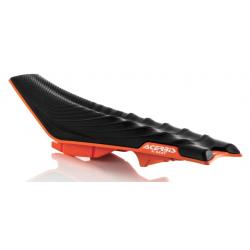 Asiento Acerbis X-Seat Racing KTM EXC/EXC-F 17-18 SX 16-18 SX 250 17-18 SX-F 16-18 Negro