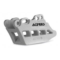 Guía Cadena Acerbis 2.0 Kawasaki KX 250/450 F 09-18 Blanco