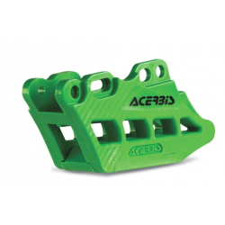 Guía Cadena Acerbis 2.0 Kawasaki KX 250/450 F 09-18 Verde