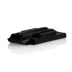 Recambio Guía Cadenas Acerbis 2.0 Suzuki RM 125/250 07-08 RMZ 250 08-17 RMZ 450 05-17 Negro