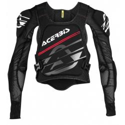 Peto Acerbis MX Soft Pro Body Armour Negro