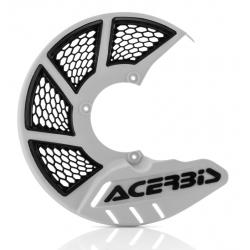 Protector Disco Delantero Acerbis X-Brake 2.0 Vented Blanco/Negro