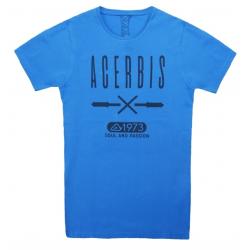 Camiseta Acerbis Handlebars SP Club Azul