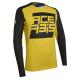 Jersey Acerbis LTD Caspian Negro/Amarillo