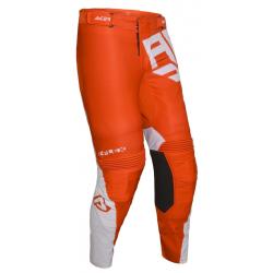 Pantalón Acerbis X-Flex Andromeda Naranja/Blanco