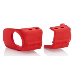 Protector Puntera de Horquilla Acerbis Beta RR 2T/4T 12-18 Rojo