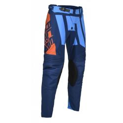 Pantalón Acerbis MX Flag Azul/Naranja