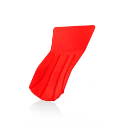 Protector Bieletas Universal Rojo