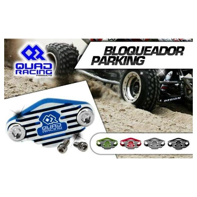 Bloqueador de Parking Quad Racing Azul