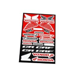 Adhesivos Variados 4MX Honda
