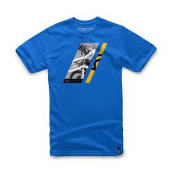 Camiseta Alpinestars Section Azul