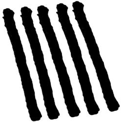 Tapones de Reparación de Neumáticos 30 Unidades