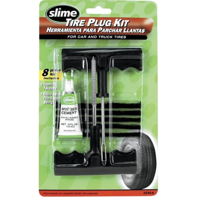 Kit Reparación de Pinchazos Slime