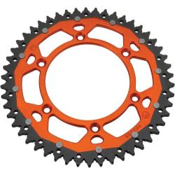 Corona Mixta Moose Racing KTM/Husaberg/Husqvarna 14-… Naranja