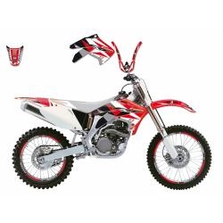 Kit Adhesivos Blackbird Dream Honda CRF 450 R 02-04