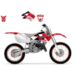 Kit Adhesivos Blackbird Dream Honda CR 125 98-99 CR 250 97-99
