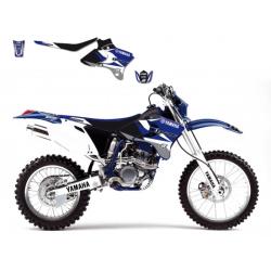 Kit Adhesivos Blackbird Dream 3 Yamaha WR 250/450 F 03-04