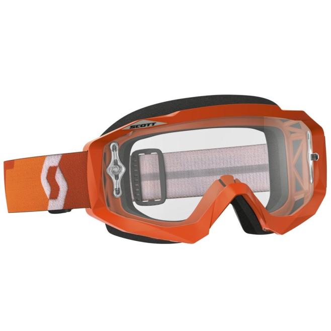 Gafas Scott Hustle MX Naranja