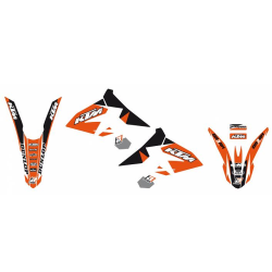 Kit Adhesivos Blackbird Dream 3 KTM Freeride 12-18