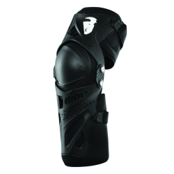 Rodilleras Infantil Semi Ortopédicas Thor Force XP Negro