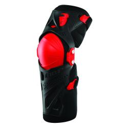 Rodilleras Infantil Semi Ortopédicas Thor Force XP Rojo