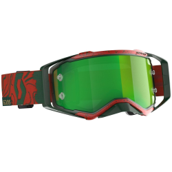 Gafas Scott Prospect 6Days 19 Portugal Edición Limitada Rojo/Verde