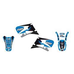 Kit Adhesivos Blackbird Dream 3 TM EN/MX 125/250 99-03