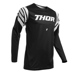 Jersey Thor S20 Prime Pro Strut Negro/Blanco