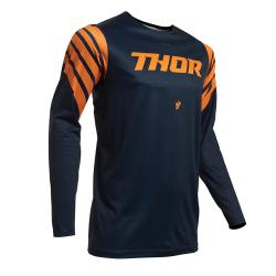Jersey Thor S20 Prime Pro Strut Azul Oscuro/Naranja