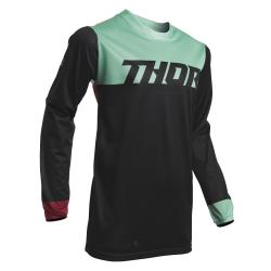 Jersey Thor S20 Pulse Air Negro/Aqua