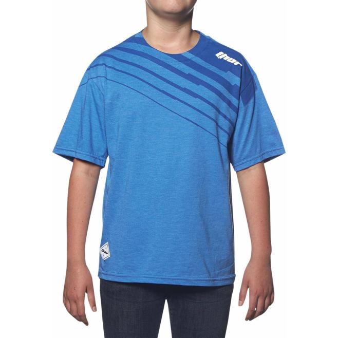 Camiseta Infantil Thor HTR Azul