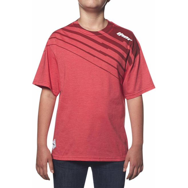 Camiseta Infantil Thor HTR Rojo