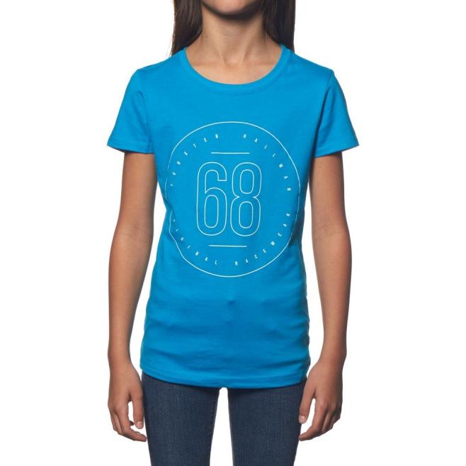 Camiseta Infantil Thor Turquesa