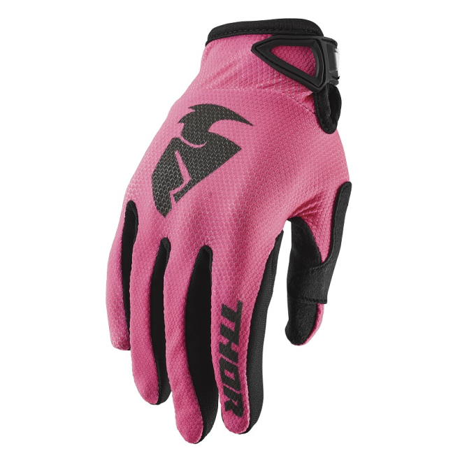 Guantes Mujer Thor Sector S9W Rosa