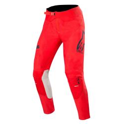 Pantalón Alpinestars Supertech 2020 Rojo/Azul Oscuro/Blanco