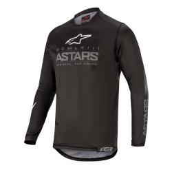 Jersey Alpinestars Racer Graphite 2020 Negro/Gris Oscuro