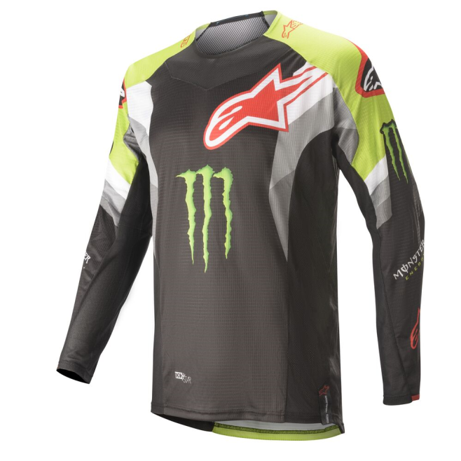 Jersey Alpinestars Techstar Monster...