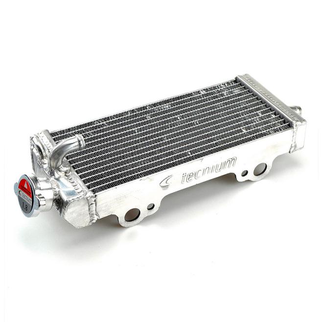 Radiador Aluminio Soldado Izquierdo Standard Gas Gas EC 200/250/300 98-06