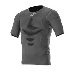 Camiseta Interior Alpinestars Roost base para Peto Antracita/Negro