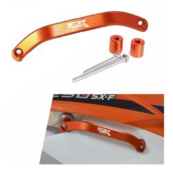 Agarre Lateral 4MX KTM SX 11-15 EXC 12-15 Naranja